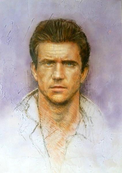 Mel Gibson par Spectrum